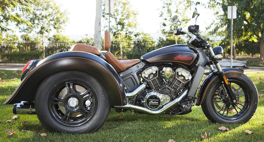 Motor Trike Indian Trikes