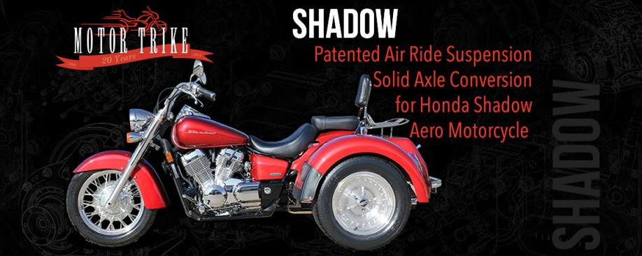 Honda Shadow VT750 Trike Conversion (DOES NOT INCLUDE DONOR
