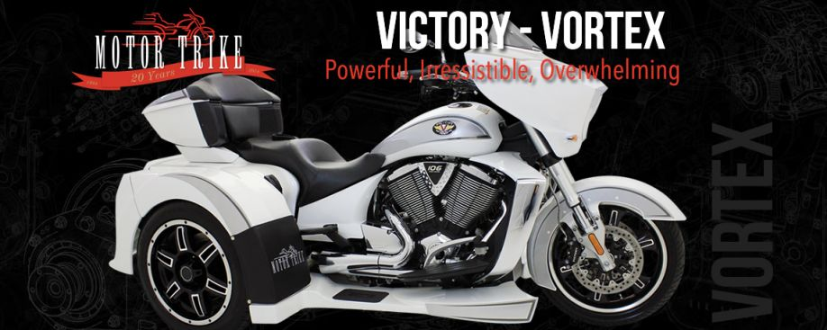 Victory Vortex Trike Conversion (DOES NOT INCLUDE DONOR